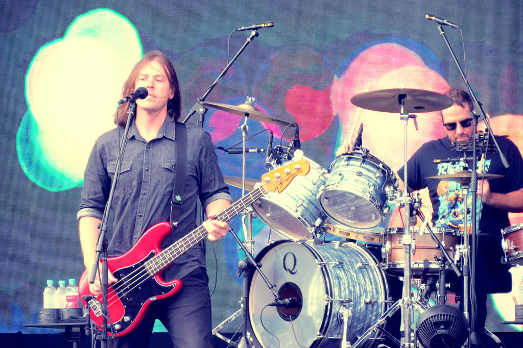 Jimmy Eat World no Lollapalooza Brasil 2017