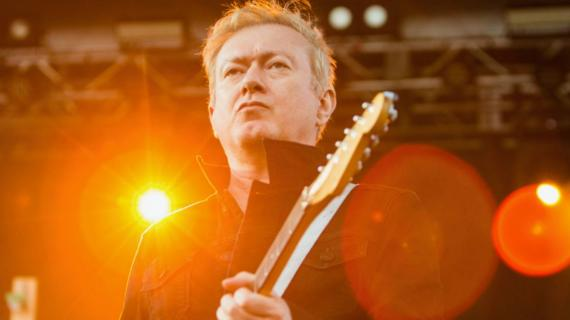 Andy Gill, do Gang of Four, morre aos 64 anos