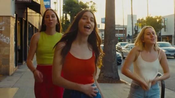 "Ouça: HAIM — ""Summer Girl"""