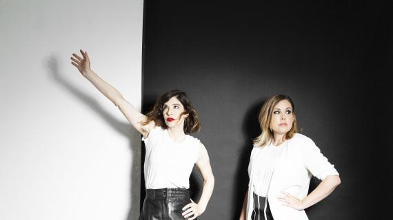 "Sleater-Kinney compartilha ""Can I Go On"""
