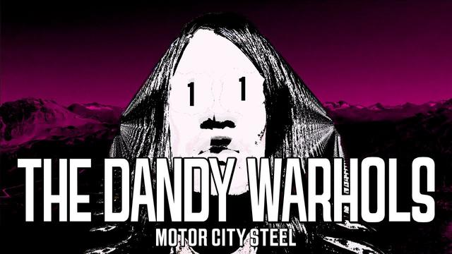 "The Dandy Warhols - ""Motor City Steel"" Official Music Video"