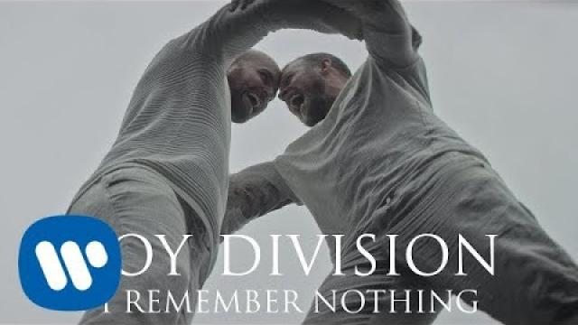 Joy Division - I Remember Nothing (Official Reimagined Video)