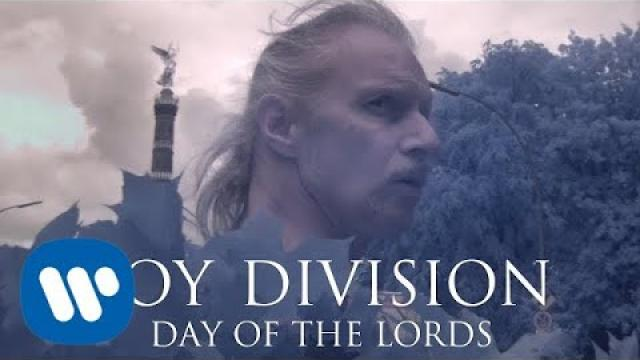 Joy Division - Day Of The Lords (Official Reimagined Video)