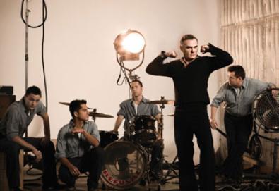 Morrissey prepara coletânea com lados-b