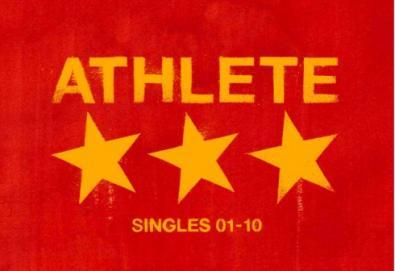 Athlete reúne seus melhores singles em coletânea