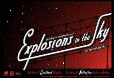 Explosions in the Sky retorna após quatro anos com novo disco