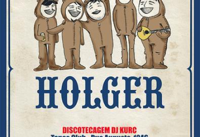 Holger faz última apresentação em São Paulo antes de embarcar para o Canadá