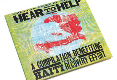 Snow Patrol, Keane, Beck, Julian Casablancas, Vampire Weekend, entre outros, estão em álbum beneficente Hear to Help