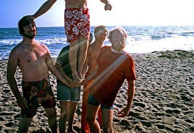 Beach Boys se reúne para comemorar 50 anos