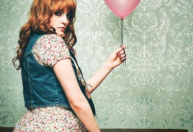 Florence & The Machine quer trabalhar com Thom Yorke