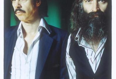 Nick Cave & Warren Ellis assinam nova trilha sonora