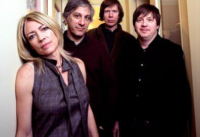 Sonic Youth tocando quatro músicas no 'Later... With Jools Holland'