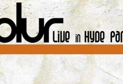 Blur anuncia CD duplo gravado ao vivo no Hyde Park