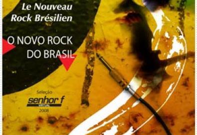 Revista francesa lança coletânea com novo rock independente do Brasil