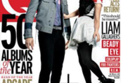 Arcade Fire é a banda do ano para a Q Magazine