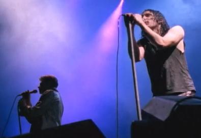 """Raridade em vídeo: David Bowie e Nine Inch Nails interpretam """"Hurt"""""""