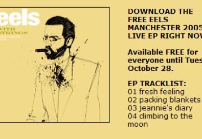 Eels oferece download gratuito de novo EP