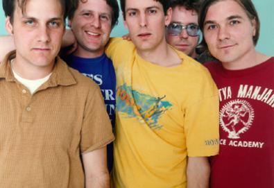 Depois de uma década Pavement retorna aos palcos