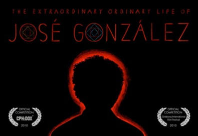 "José González retratado no documentário ""The Extraordinary Life of José González"""