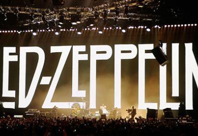Led Zeppelin ao vivo no O2 Arena em Londres [vídeo]