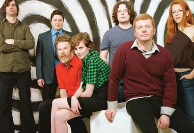 The New Pornographers: Mutiny, I Promise You [vídeo]