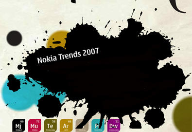 Nokia Trends 2007: She Wants Revenge confirmado!