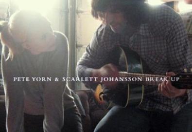 Pete Yorn divulga vídeo e tracklist de Break Up, novo álbum em parceria com Scarlett Johansson