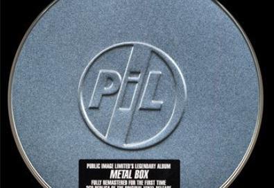 """Public Image Ltd. ganha reedição especial de """"Metal Box"""""""