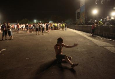 Vendaval paralisa Festival de Benicàssim e cancela shows de Kings Of Leon e Maximo Park