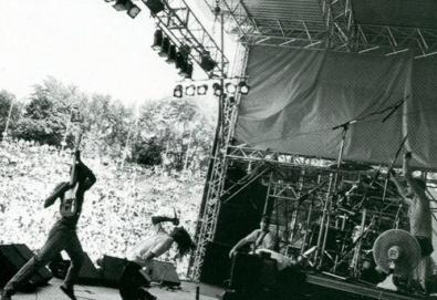 Rage Against the Machine será o headliner do primeiro dia do SWU Festival