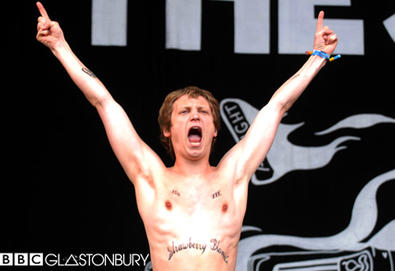 Glastonbury 2008: The Subways, Gossip, Vampire Weekend e Kate Nash [fotos]