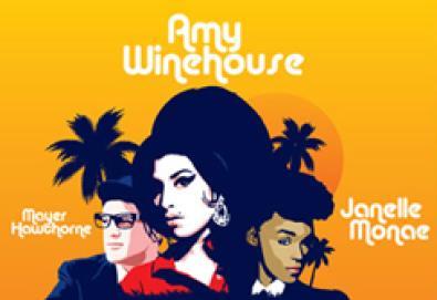 Summer Soul Festival: Amy Winehouse + Janelle Monae [Florianópolis]