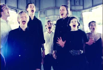 Com 'The Suburbs', Arcade Fire alcança o primeiro lugar no Reino Unido