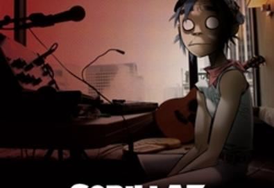 "Gorillaz disponibiliza novo álbum feito no iPad; ouça o primeiro single ""Phoner to Arizona"""