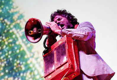 "Flaming Lips: ""I Can Be a Frog"" [vídeo]"