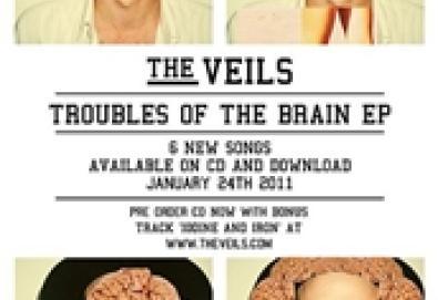 The Veils lança EP com produção de ex-Suede