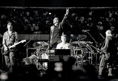 U2 disponibiliza álbum com remixes de Hot Chip, Trent Reznor e Justice