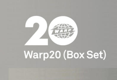 Warp Records comemora 20 anos com box set