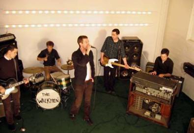 Novo álbum The Walkmen pode ser ouvido em streaming