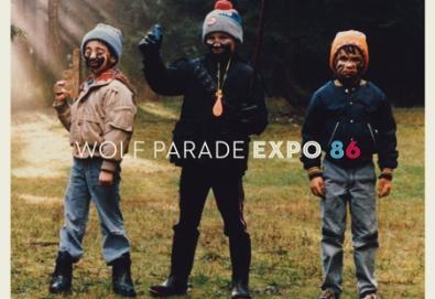 Wolf Parade divulga capa de seu novo álbum