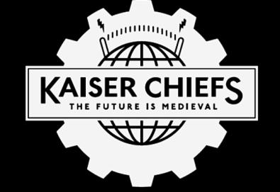 "Kaiser Chiefs anuncia tracklist oficial de seu novo disco ""The Futurre Is Medieval"""