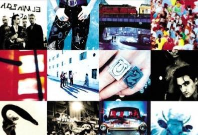 """""""Achtung Baby"""", clássico álbum do U2, ganhará versão de grandes artistas"""