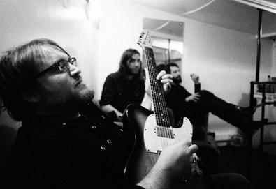 Band of Horses de volta aos estúdios