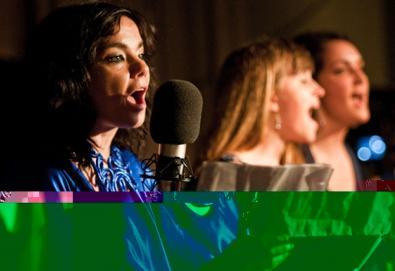 Disco gravado pelo Dirty Projectors e Björk será lançado em CD e vinil