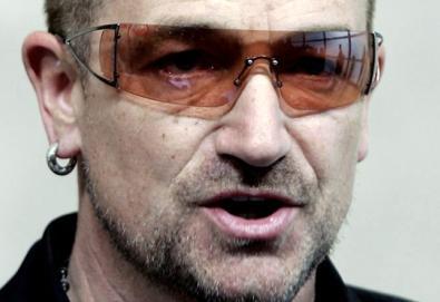 Novo álbum do U2 só em 2012