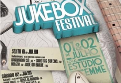 Jukebox Festival: Holger + Garotas Suecas + Apanhador Só + Bidê ou Balde