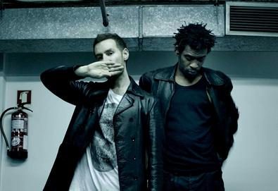 "Massive Attack vs. Burial: ""4 Walls"""