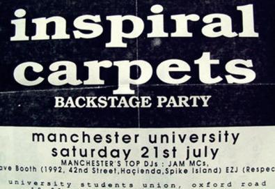 Inspiral Carpets anuncia retorno de seu vocalista original e primeiro álbum após 15 anos
