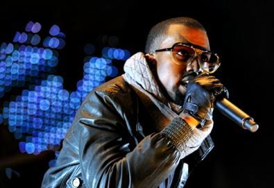 Kanye West é a nova atração do SWU Festival