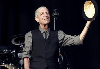 """Leonard Cohen entra em estúdio para gravar sucessor de """"Dear Heather"""""""